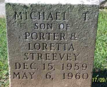 STREEVEY, MICHAEL T. - Ross County, Ohio | MICHAEL T. STREEVEY - Ohio Gravestone Photos