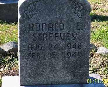 STREEVEY, RONALD E. - Ross County, Ohio   RONALD E. STREEVEY - Ohio Gravestone Photos