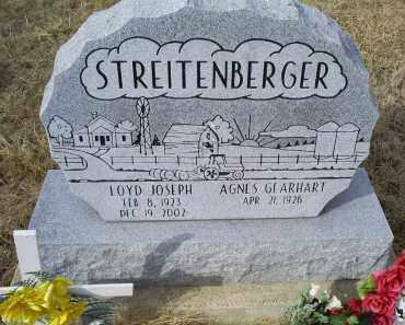 STREITENBERGER, LOYD JOSEPH - Ross County, Ohio | LOYD JOSEPH STREITENBERGER - Ohio Gravestone Photos