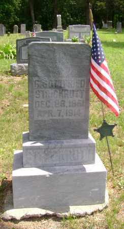 STRICKROTT, GUNTHER GOTTFRIED - Ross County, Ohio   GUNTHER GOTTFRIED STRICKROTT - Ohio Gravestone Photos