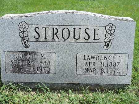 STROUSE, GOLDIE M - Ross County, Ohio | GOLDIE M STROUSE - Ohio Gravestone Photos