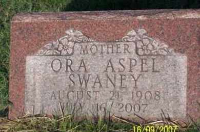 SWANEY, ORA - Ross County, Ohio | ORA SWANEY - Ohio Gravestone Photos