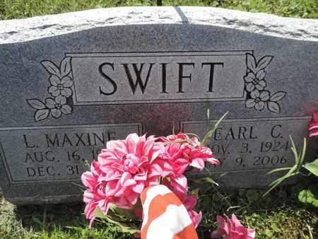 SWIFT, EARL C. - Ross County, Ohio | EARL C. SWIFT - Ohio Gravestone Photos