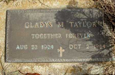 RUSSELL TAYLOR, GLADYS MARIE - Ross County, Ohio | GLADYS MARIE RUSSELL TAYLOR - Ohio Gravestone Photos