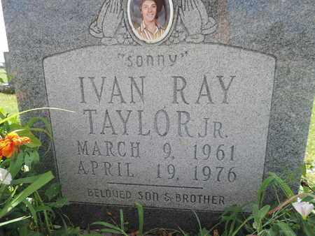 TAYLOR, IVAN RAY - Ross County, Ohio | IVAN RAY TAYLOR - Ohio Gravestone Photos