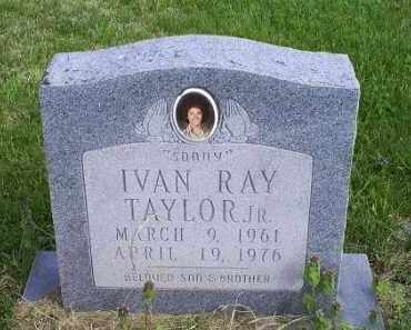 "TAYLOR, IVAN RAY JR. ""SONNY"" - Ross County, Ohio | IVAN RAY JR. ""SONNY"" TAYLOR - Ohio Gravestone Photos"