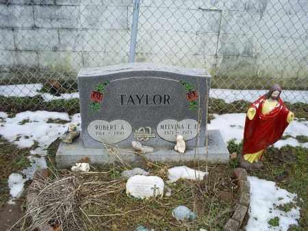 UHRIG TAYLOR, MELVINA ERCY ELLEN - Ross County, Ohio | MELVINA ERCY ELLEN UHRIG TAYLOR - Ohio Gravestone Photos