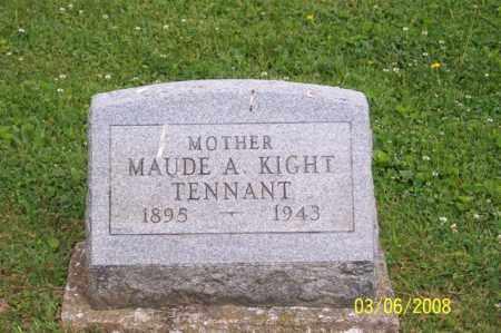TENNANT, MAUDE A. - Ross County, Ohio | MAUDE A. TENNANT - Ohio Gravestone Photos