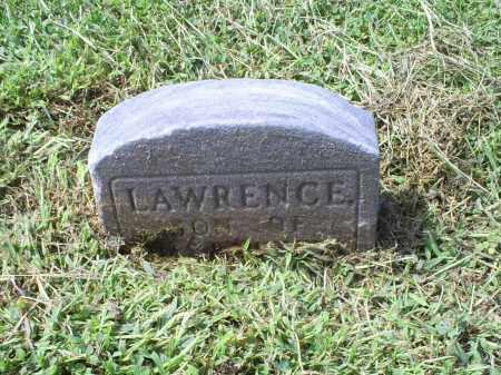 THACKER, LAWRENCE - Ross County, Ohio | LAWRENCE THACKER - Ohio Gravestone Photos