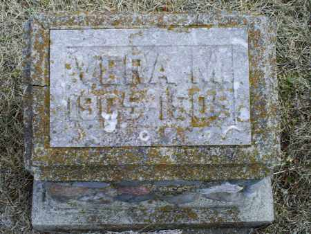 THORNTON, VERA M. - Ross County, Ohio | VERA M. THORNTON - Ohio Gravestone Photos