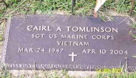 TOMLINSON, CAIRL A. - Ross County, Ohio | CAIRL A. TOMLINSON - Ohio Gravestone Photos