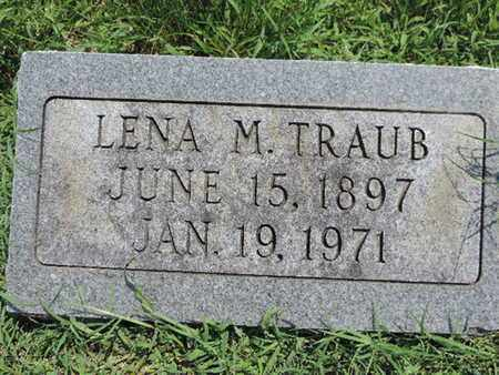 TRAUB, LENA M. - Ross County, Ohio | LENA M. TRAUB - Ohio Gravestone Photos