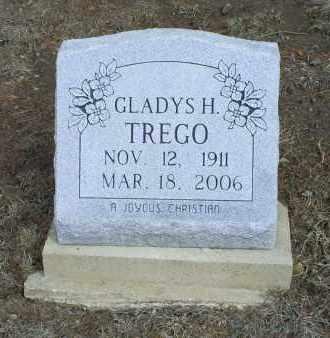 TREGO, GLADYS H. - Ross County, Ohio | GLADYS H. TREGO - Ohio Gravestone Photos