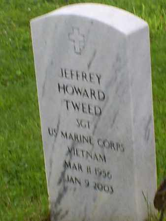 TWEED, JEFFREY TWEED - Ross County, Ohio | JEFFREY TWEED TWEED - Ohio Gravestone Photos