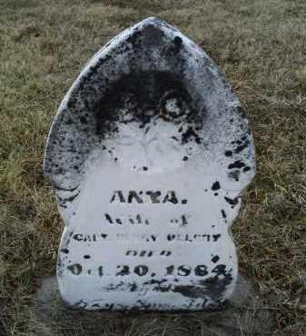 VALERY, ANNA - Ross County, Ohio   ANNA VALERY - Ohio Gravestone Photos