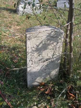 VAN GUNDY, JACOB - Ross County, Ohio | JACOB VAN GUNDY - Ohio Gravestone Photos
