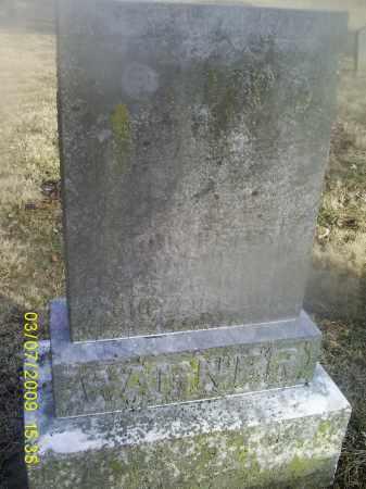 WAGNER, JOHN PETER - Ross County, Ohio | JOHN PETER WAGNER - Ohio Gravestone Photos