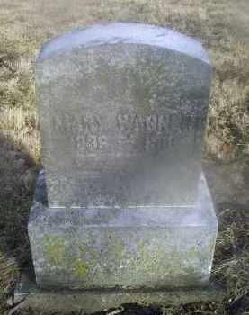 WAGNER, MARY - Ross County, Ohio   MARY WAGNER - Ohio Gravestone Photos