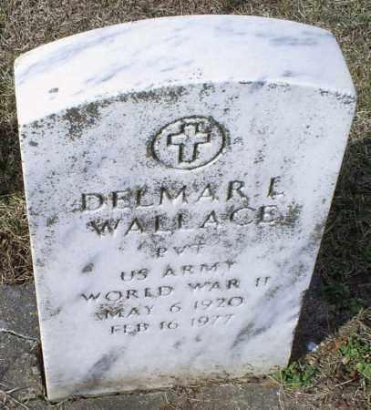 WALLACE, DELMAR L. - Ross County, Ohio   DELMAR L. WALLACE - Ohio Gravestone Photos