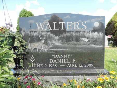 WALTERS, DANIEL F. - Ross County, Ohio | DANIEL F. WALTERS - Ohio Gravestone Photos