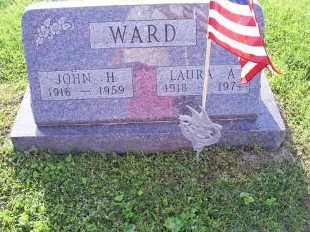 WARD, LAURA A. - Ross County, Ohio | LAURA A. WARD - Ohio Gravestone Photos
