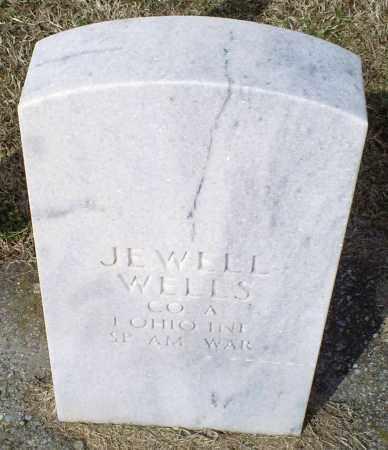 WELLS, JEWELL - Ross County, Ohio   JEWELL WELLS - Ohio Gravestone Photos