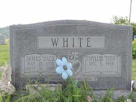 WHITE, PHYLLIS - Ross County, Ohio | PHYLLIS WHITE - Ohio Gravestone Photos