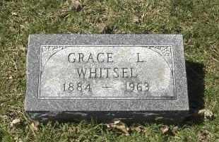 WHITSEL, GRACE L. - Ross County, Ohio   GRACE L. WHITSEL - Ohio Gravestone Photos
