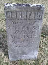 WHITSEL, OBEDIAH - Ross County, Ohio | OBEDIAH WHITSEL - Ohio Gravestone Photos