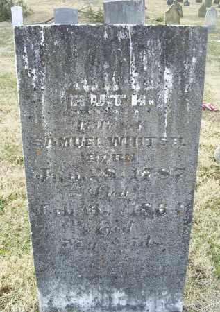 WHITSEL, RUTH - Ross County, Ohio | RUTH WHITSEL - Ohio Gravestone Photos