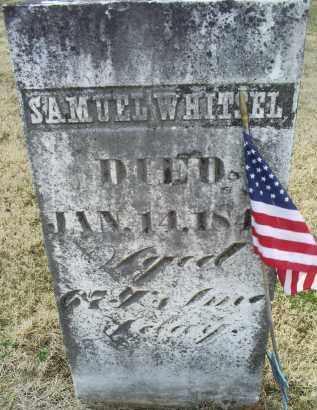 WHITSEL, SAMUEL - Ross County, Ohio | SAMUEL WHITSEL - Ohio Gravestone Photos