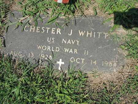 WHITT, CHESTER J - Ross County, Ohio | CHESTER J WHITT - Ohio Gravestone Photos