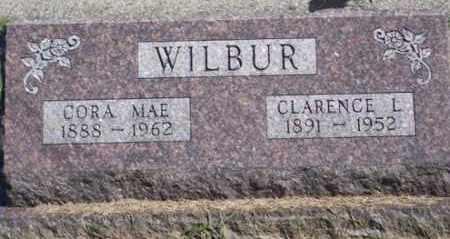 WILBUR, CLARENCE L. - Ross County, Ohio   CLARENCE L. WILBUR - Ohio Gravestone Photos