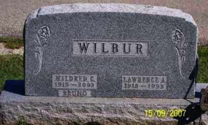 WILBUR, MILDRED C. - Ross County, Ohio | MILDRED C. WILBUR - Ohio Gravestone Photos