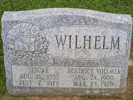 WILHELM, BEATRICE - Ross County, Ohio   BEATRICE WILHELM - Ohio Gravestone Photos