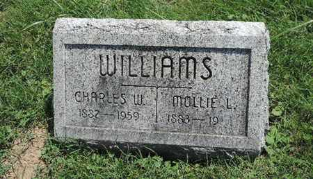 WILLIAMS, MOLLIE L - Ross County, Ohio | MOLLIE L WILLIAMS - Ohio Gravestone Photos