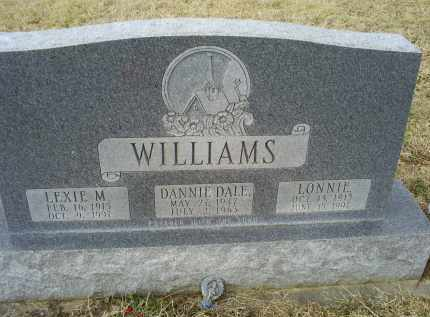 WILLIAMS, LEXIE M. - Ross County, Ohio | LEXIE M. WILLIAMS - Ohio Gravestone Photos