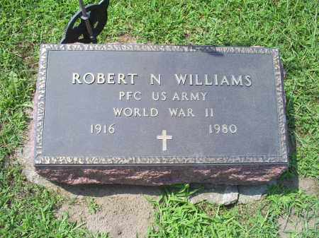 WILLIAMS, ROBERT N. - Ross County, Ohio | ROBERT N. WILLIAMS - Ohio Gravestone Photos