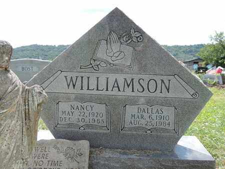 WILLIAMSON, DALLAS - Ross County, Ohio | DALLAS WILLIAMSON - Ohio Gravestone Photos