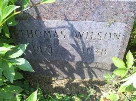 WILSON, THOMAS - Ross County, Ohio | THOMAS WILSON - Ohio Gravestone Photos