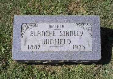 WINFIELD, BLANCHE - Ross County, Ohio | BLANCHE WINFIELD - Ohio Gravestone Photos