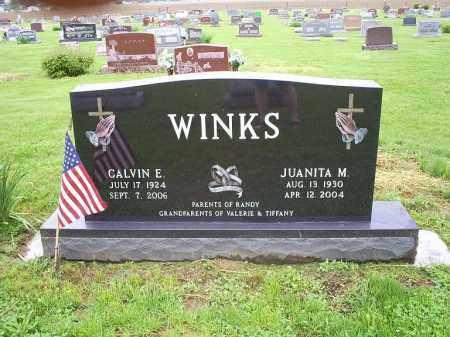WINKS, JUANITA M. - Ross County, Ohio | JUANITA M. WINKS - Ohio Gravestone Photos