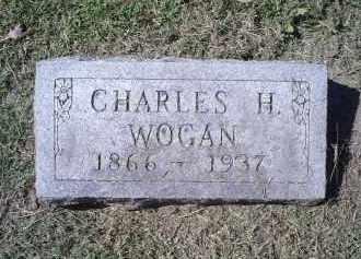 WOGAN, CHARLES H. - Ross County, Ohio | CHARLES H. WOGAN - Ohio Gravestone Photos