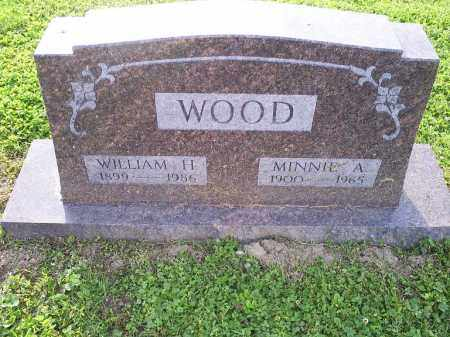 WOOD, WILLIAM H. - Ross County, Ohio | WILLIAM H. WOOD - Ohio Gravestone Photos