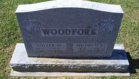WOODFORK, WALTER M. - Ross County, Ohio | WALTER M. WOODFORK - Ohio Gravestone Photos
