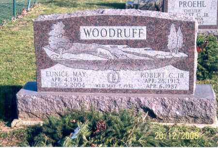 WOODRUFF, ROBERT C., JR. - Ross County, Ohio | ROBERT C., JR. WOODRUFF - Ohio Gravestone Photos