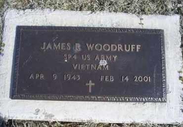 WOODRUFF, JAMES R. - Ross County, Ohio   JAMES R. WOODRUFF - Ohio Gravestone Photos