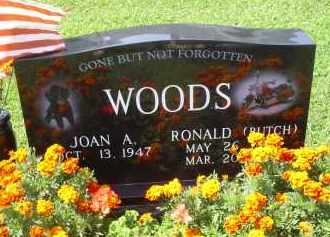 "WOODS, RONALD ""BUTCH"" - Ross County, Ohio 