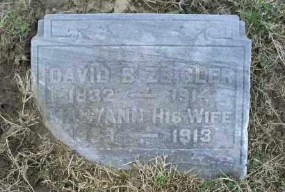 ZEIGLER, MARY ANN - Ross County, Ohio | MARY ANN ZEIGLER - Ohio Gravestone Photos