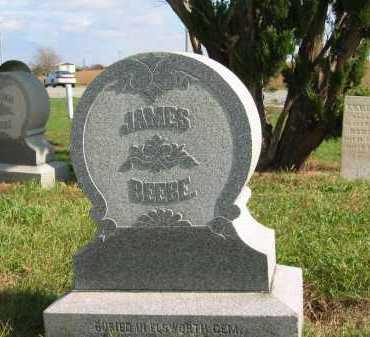 BEEBE, JAMES - Sandusky County, Ohio | JAMES BEEBE - Ohio Gravestone Photos